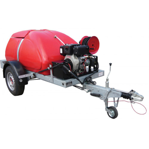 TASKMAN BW170 DY15E Diesel Bowser Pressure Washer - 2250 PSI