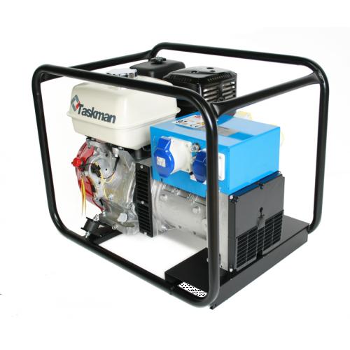 TASKMAN G6500HNP 5.2 kW Petrol Generator with Metal Control Box