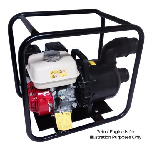 "SEDDON 3"" Diesel Centrifugal Poly Pump with Salt Water Seals"