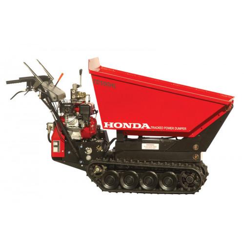 HONDA High Tip 500 kg Tracked Dumper