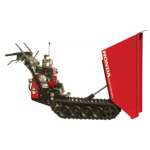 HONDA Standard Tip 650 kg Tracked Dumper