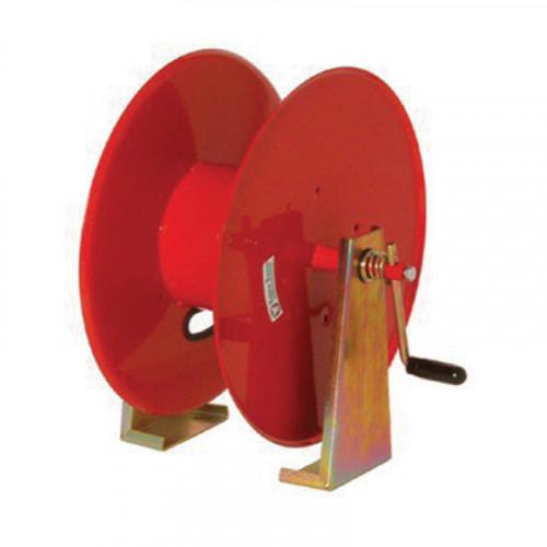 Taskman Hose Reel 50m, Red Steel