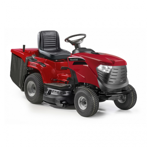 """MOUNTFIELD 1538H 38""""/98cm Petrol Ride On Lawn Tractor - Hydro/Collection Box"""