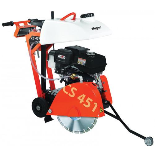 """NORTON CLIPPER CS451 P13 Low Vib 18"""" Petrol Floor Saw 450mm (GX390CYCL)"""