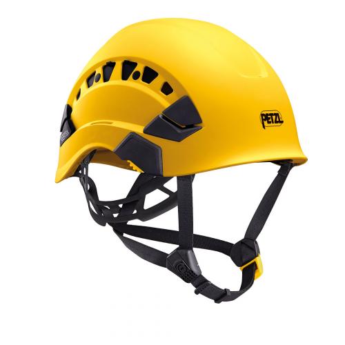 PETZL Chainsaw Helmet Yellow