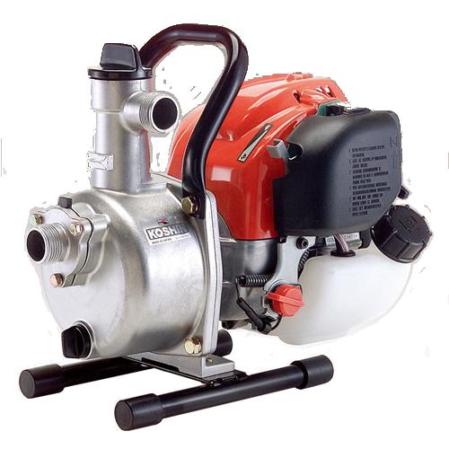 "KOSHIN SEH25L Petrol 1"" Centrifugal Water Pump"