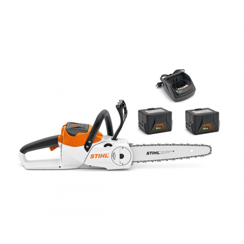"STIHL MSA140 C-Bq 14""/35Cm Cordless Chainsaw - Package"