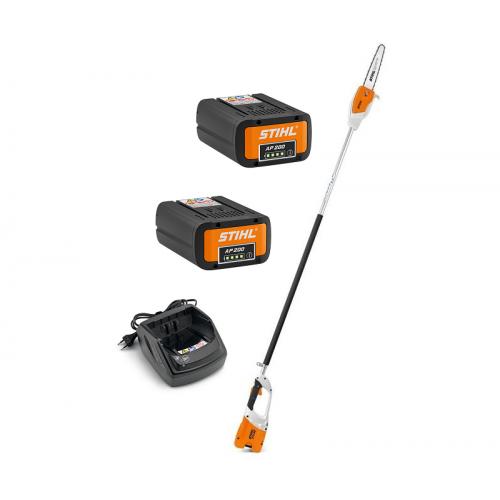 STIHL HTA65 Cordless Pole Pruner - Package