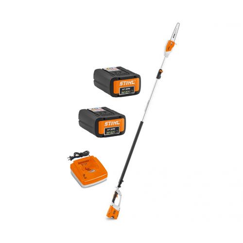 STIHL HTA85 Cordless Pole Pruner - Package