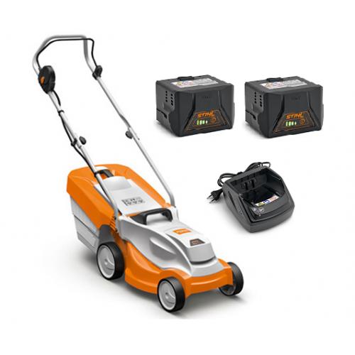 "STIHL RMA 235 13""/33cm Cordless Lawnmower - Promo Package"