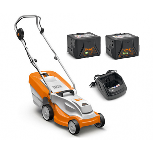 """STIHL RMA 235 13""""/33cm Cordless Lawnmower - Two Battery Package"""