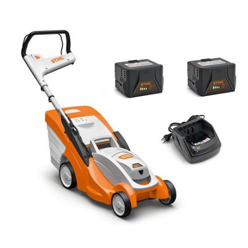 "STIHL RMA 339 C 14.5""/37cm Cordless Lawnmower - Promo Package"