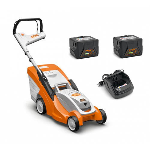 """STIHL RMA 339 C 15""""/37cm Cordless Lawnmower - Two Battery Package"""