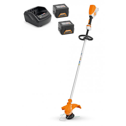 STIHL FSA 60 R Cordless Grass Trimmer - Two Battery Package