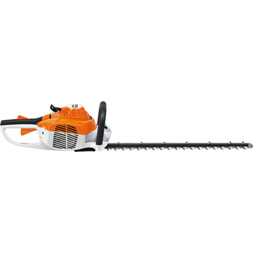 """STIHL HS46 C-E Compact 22""""/55cm Petrol Hedge Trimmer with ErgoStart - Double Sided"""