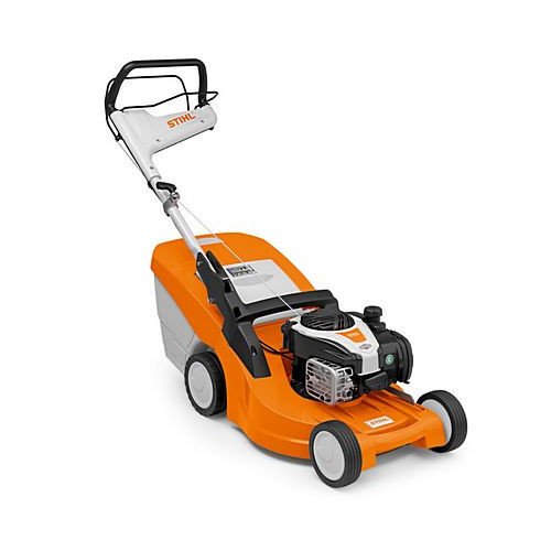 "STIHL RM 448 TC 18""/46cm Petrol Self Propelled Lawnmower"