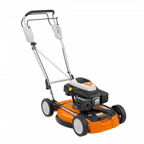 "STIHL RM4 RT 21""/53cm Petrol Self Propelled Mulching Mower"
