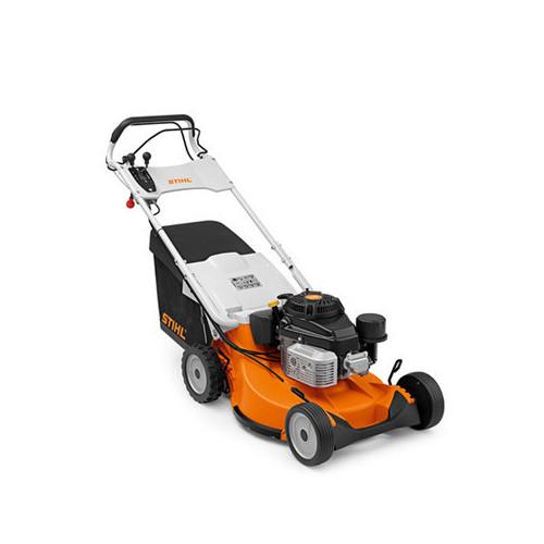 "STIHL RM 756 GS 21.2""/54cm Petrol PRO Lawnmower with Blade Brake"