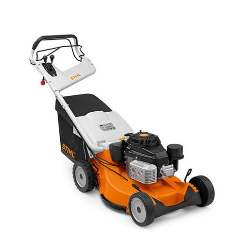 """STIHL RM 756 YC 21.2""""/54cm Petrol Hydrostatic Driven PRO Lawnmower"""