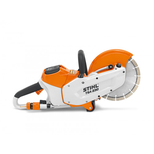"STIHL TSA230 Cordless 9""/230mm Disc Cutter - Body Only"