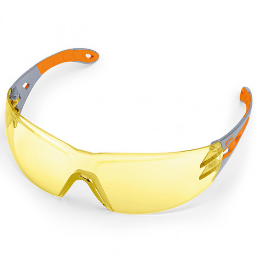 STIHL Dynamic Light Plus Safety Glasses Yellow Hi-Contrast