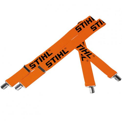 STIHL Braces Metal Clips Orange 110cm