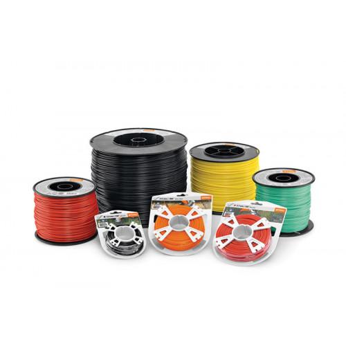 STIHL 2.4mm Orange Round Mowing Line
