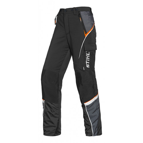 STIHL Chainsaw Trousers Advance X-Light Class 1 Design A - Large