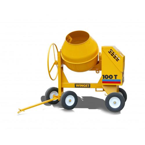 WINGET 100T Diesel 100 Litre Cement Mixer