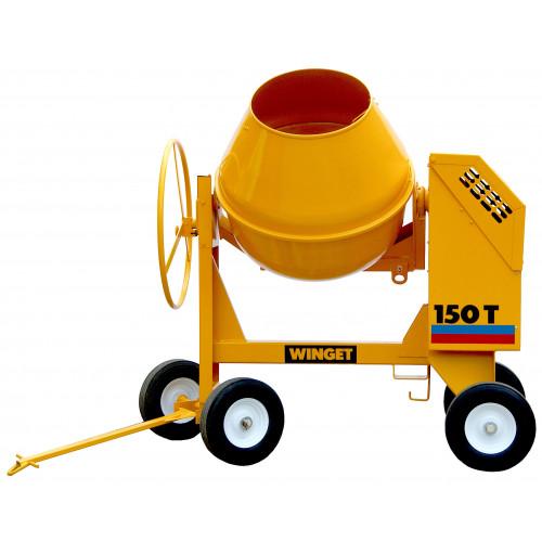 WINGET 150T Diesel 150 Litre Cement Mixer