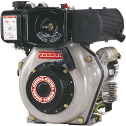 "YANMAR L48V Diesel Engine With Recoil Start - 3/4"" Crankshaft"