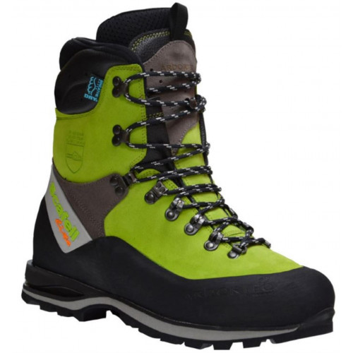 AT33000 Scafell Lite Class 2 Chainsaw Boot - Lime