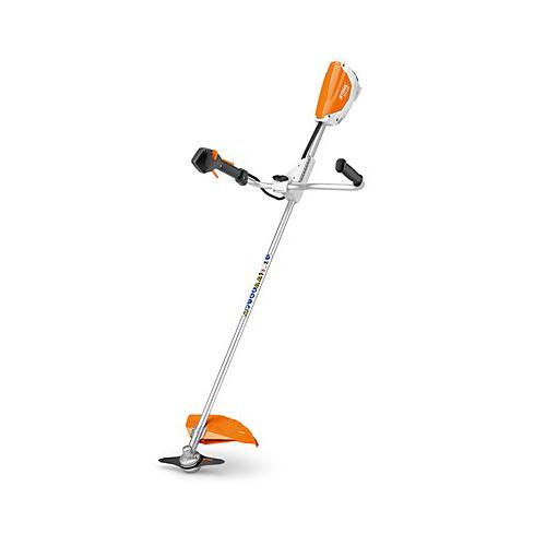 STIHL FSA130 Cordless Brushcutter with Bike Handle - Body Only